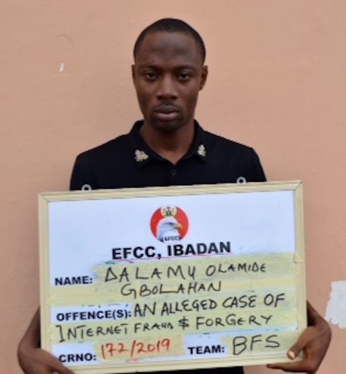 3 cyber fraudsters 'Yahoo boys' jailed in Abeokuta - EFCC
