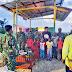 Pos Kamling Bremoro, Hadiah Satgas Yonif MR 413 Kostrad di Bulan yang Penuh Kasih Untuk Masyarakat Perbatasan