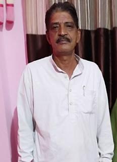हरिओम शर्मा आयुष्मान निरामय योजना से स्वस्थ होकर घर गये