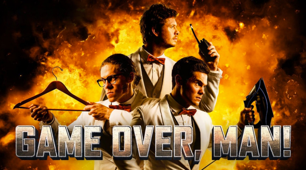 Game Over Man, Comedy, Action, Netflix, Movie Review by Rawlins, Rawlins GLAM, Rawlins Lifestyle