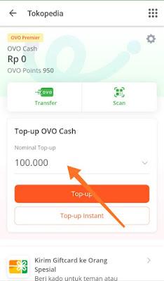 Cara Terbaru Top Up Saldo OVO di Alfamart