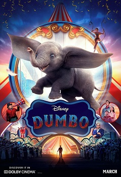 Dumbo (2019) Torrent BluRay 720p / 1080p Dublado Download