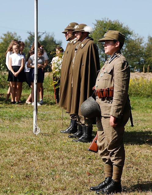 80. rocznica Bitwy pod Birczą - relacja bitwa2