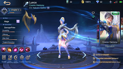 jual id mobile legend
