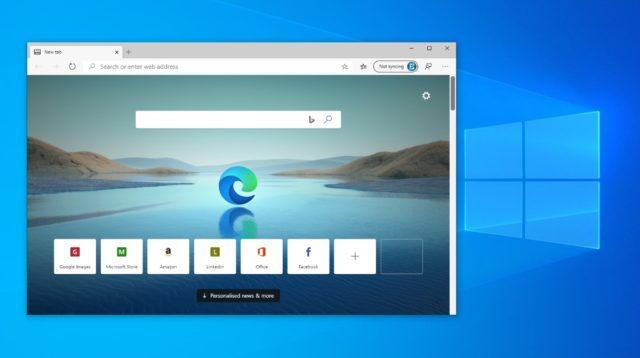 تحميل متصفح ميكروسوفت إيدج الجديد كلياً لجميع الأجهزة والهواتف