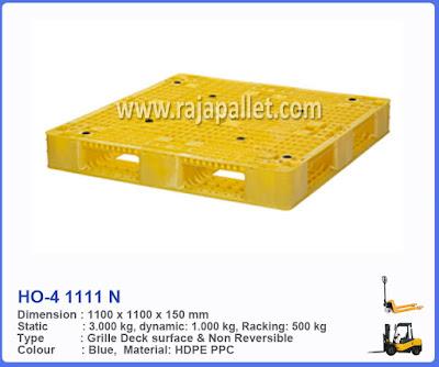 Pallet Plastik HO-4 1111 N