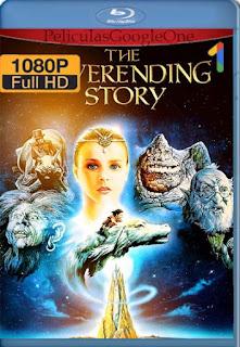 La historia sin fin (1984) [1080p BRrip] [Latino-Inglés] [LaPipiotaHD]