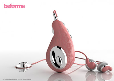 Unique MP3 Players and Unusual MP3 Player Designs (15) 4