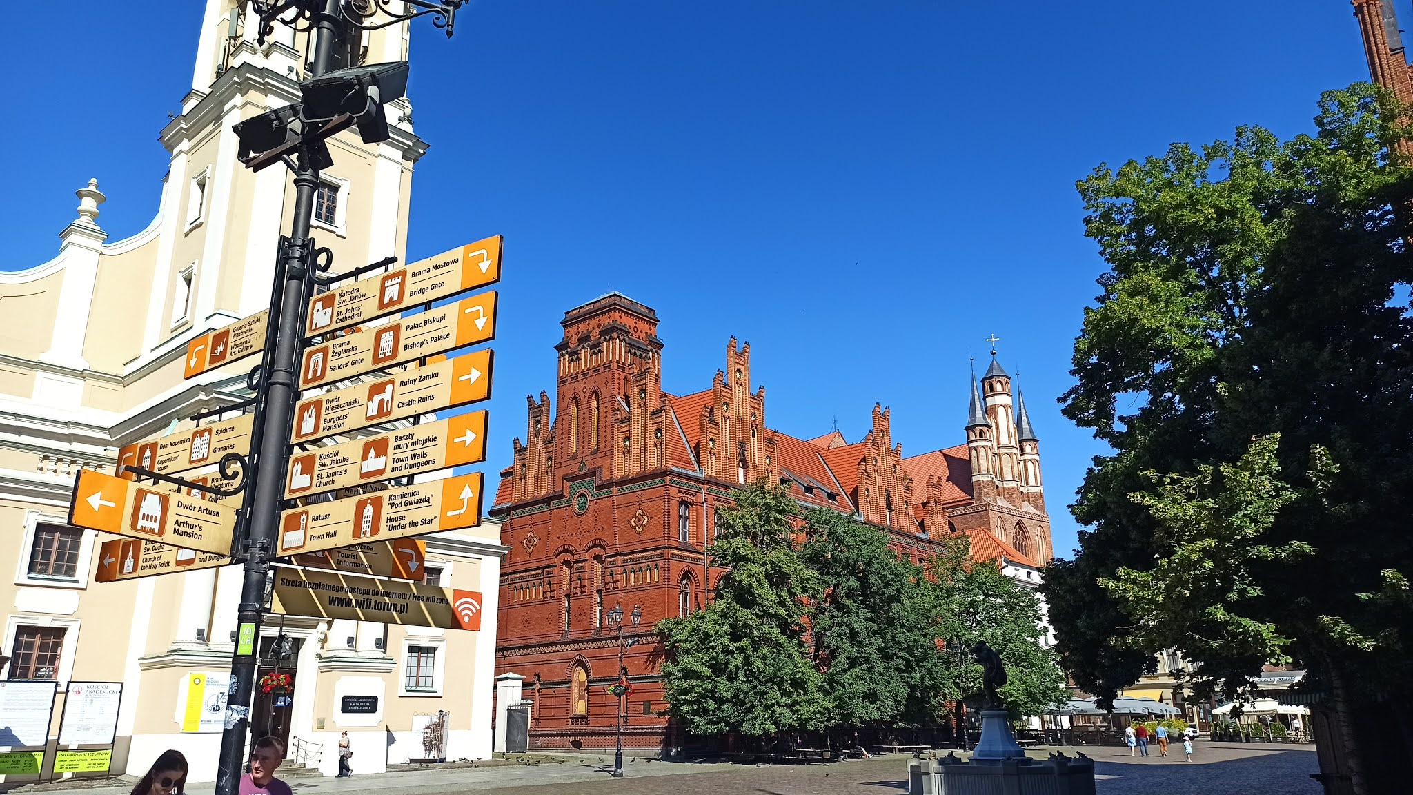 Starówka Toruń
