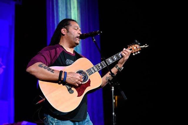 El concierto de Amaury Gutiérrez en Teror, Gran Canarias, será de entrada libre
