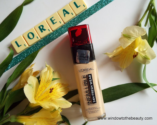 L'Oreal Paris Infallible Fresh Wear 24hr