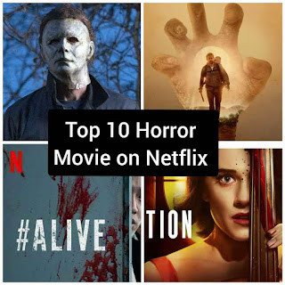 Best Horror Movies On Netflix IMDB rating Review SD Movie Point