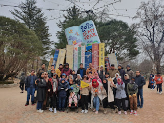 Nami Island Cheria Holiday