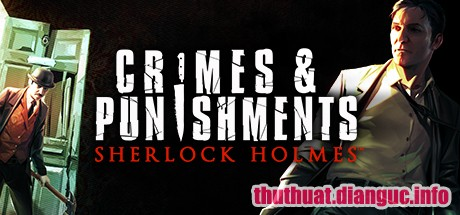Download Game Sherlock Holmes Crimes and Punishments Full Cr@ck