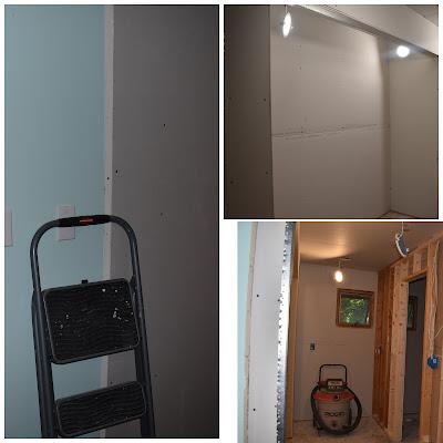 bathroom remodel collage