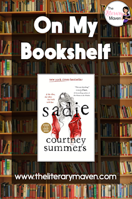 In Sadie by Courtney Summers, Sadie is a fierce protagonist, willing to risk everything to avenge her sister's death. The novel is gritty and dark with alternating types of narration. Read on for more of my review and ideas for classroom application.