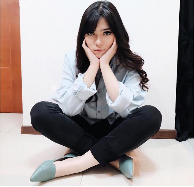 10 Wanita Tercantik Di Indonesia Tahun 2017