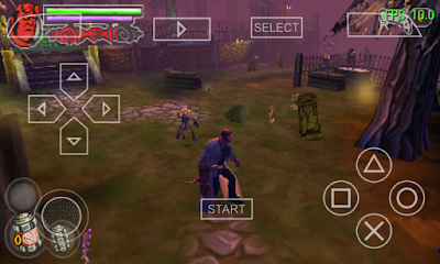 Download Hellboy: The Science of Evil PPSSPP