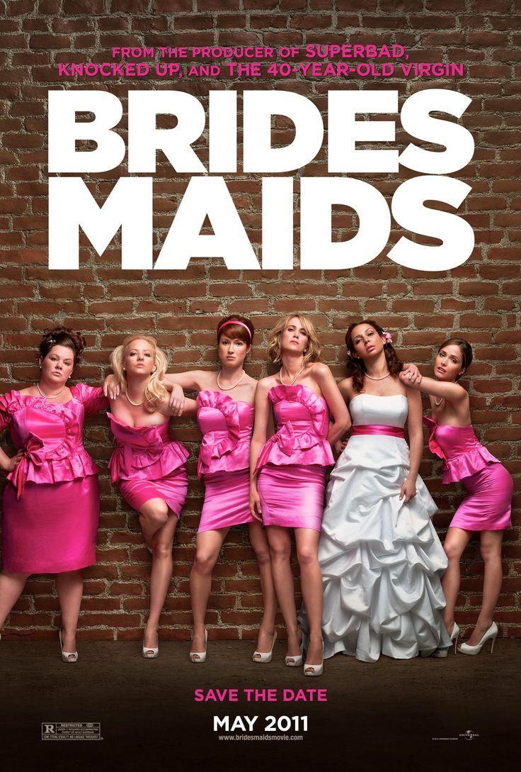 Nonton Film Bridesmaids (2011)