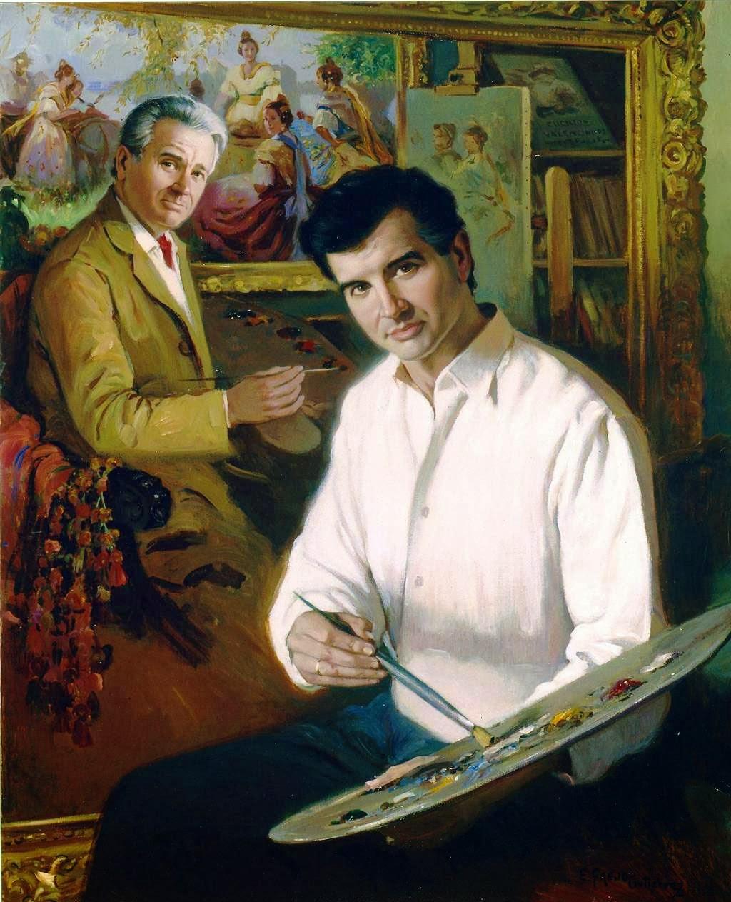 Pintores Valencianos: Emilio Frejo Gutiérrez