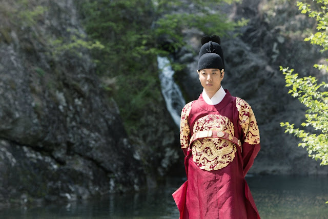 Queen for Seven Days Korean drama Lee Dong Gun