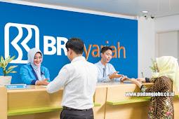 Lowongan Kerja Dharmasraya: Bank BRI Syariah September 2018
