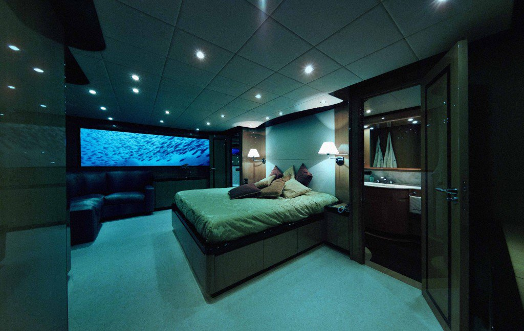 Famous Underwater Hotels