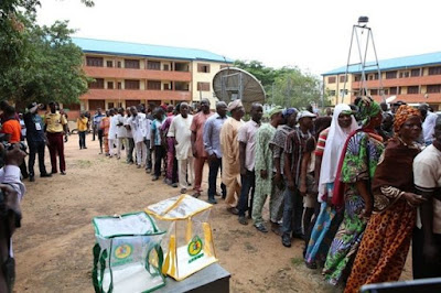 Anambra Guber Election: Impressive turnout of voters