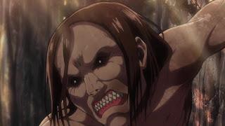 進撃の巨人『九つの巨人 顎の巨人』 | ユミル巨人化 | Attack on Titan Jaw Titan | Nine Titan | Hello Anime !