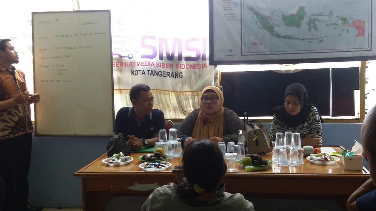 Himpunan Jurnalis Tangerang Raya  Gelar Pemilihan Wakil Ketua