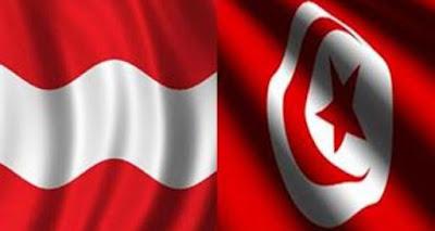 مشاهدة مباراة تونس والنمسا بث حي اليوم