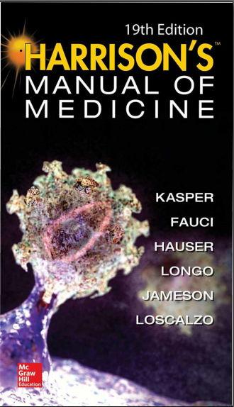 Harrison Manual of Medicine 19th Edition [PDF]