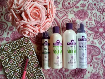 Recenzja - Aussie Aussome Volume szampon, odżywka, pianka i suchy szampon