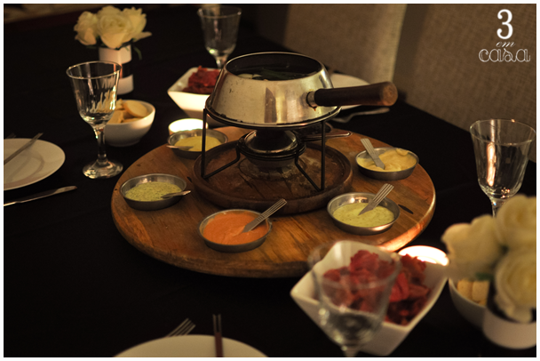 noite do fondue