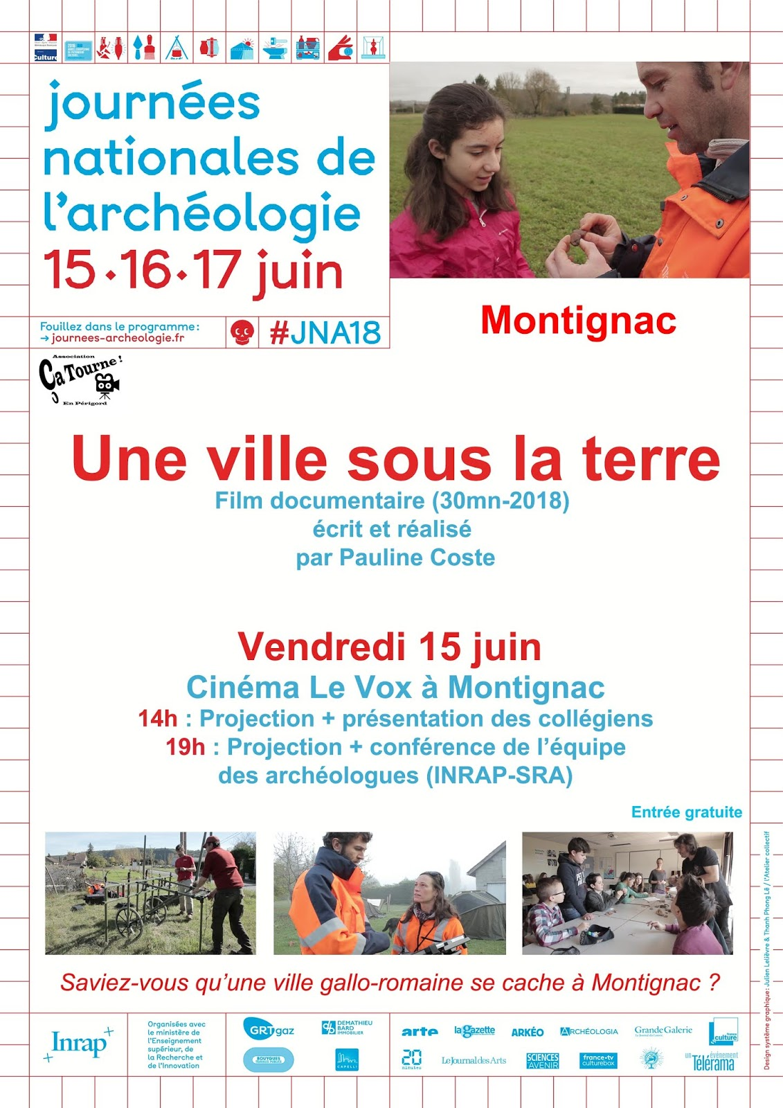 Confrence Journes Nationales De Larchologie