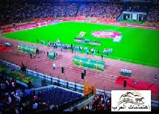 فوز مصر على جنوب أفريقيا بثلاثة أهداف دون رد