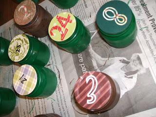trabajos manuales navideños con material reciclable