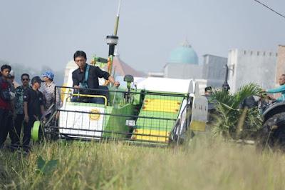 Ketum HIPMI Bicara Iklim Investasi Pertanian di RI