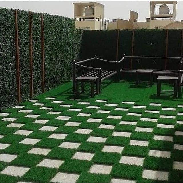 شركة تركيب العشب الصناعي في البحرين