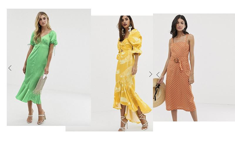 лучшие летние платья 2019