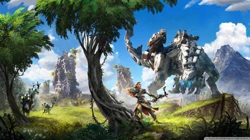Horizon: Zero Dawn Game PS4 Terbaik
