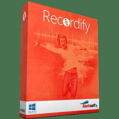 Download Abelssoft - Recordify 2018 v3.11 DC 121018 Full version