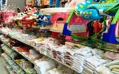 supplier, distributor pakaian bayi dan anak kota Medan