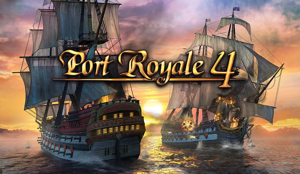 PORT ROYALE 4 GOES 4K: SAILS ONTO NEXT-GEN 10TH SEPTEMBER