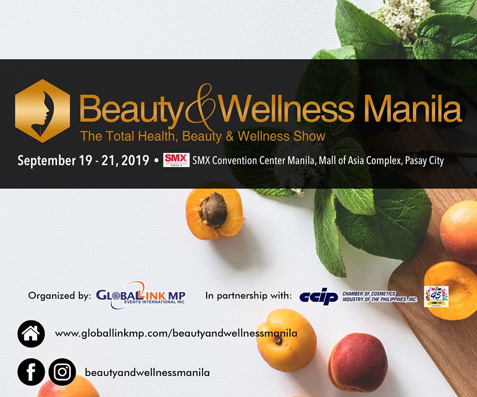 Beauty and Wellness Expo Manila 2019