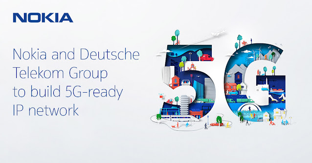 Nokia and Deutsche Telekom Join Hands to Build their own 5G Network
