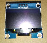 I2C OLED