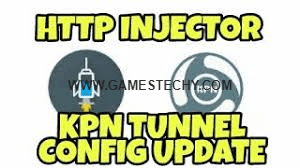 Config File For HTTP Injector and KPN Tunnel