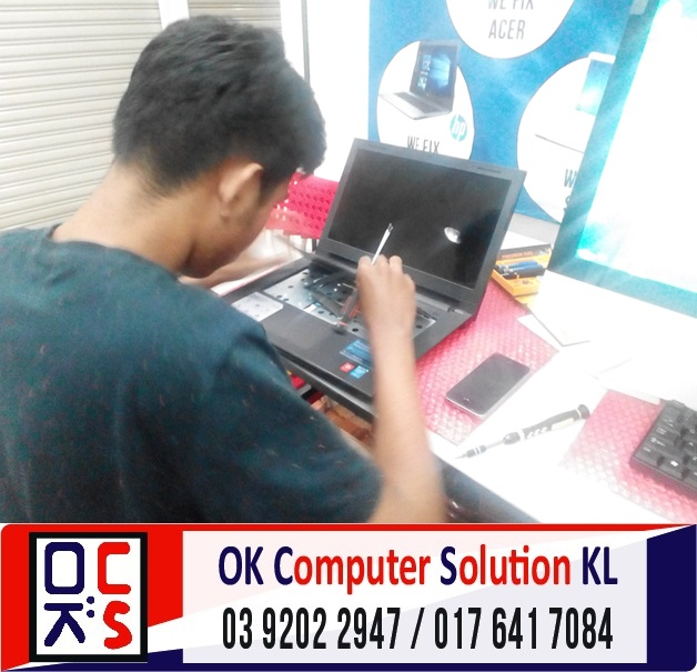 [SOLVED] DELL INSPIRON 14 TAK BOLEH ON | REPAIR LAPTOP CHERAS 4