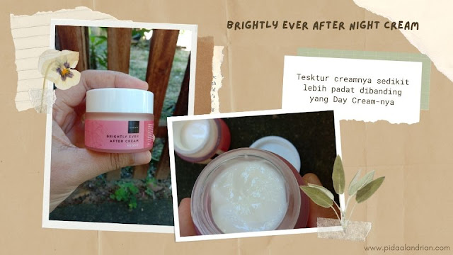 Brightly Ever After Night Cream
